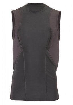 МАЙКА HOLSTER SHIRT SLEEVELESS:BLACK