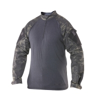БОЕВАЯ РУБАШКА/COMBAT SHIRT:BLACK MULTICAM