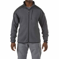 Толстовка 5.11 TACTICAL FULL ZIP SWEATER Цвет: GUNPOWDER