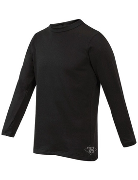 КОФТА TRU-SPEC POLYPROPYLENE CREWNECK TOP, 100% POLYPROPYLENE THERMAL FLEECE, ЧЕРНЫЙ