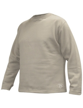 КОФТА TRU-SPEC POLYPROPYLENE CREWNECK TOP, 100% POLYPROPYLENE THERMAL FLEECE, САНД
